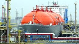 Chinas Zölle treffen amerikanische Flüssiggas-Exporteure