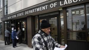 Arbeitslosenquote geht im Mai zurück