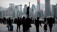 Teures Hongkong: Expats, die hier arbeiten, haben sehr hohe Lebenshaltungskosten.