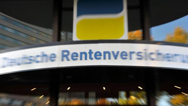 Rentenbeitrag soll auf 18,9 Prozent sinken