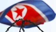 China versucht, in Sachen Nordkorea ein Zeichen in Richtung Amerika zu schicken.