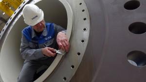 Voith schließt zwei Werke für Antriebstechnik
