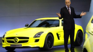 Daimler kündigt Stromvertrag mit ENBW