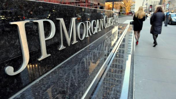 JP Morgan mit neuem Chefbanker
