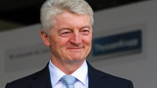 Thyssen-Krupp schafft Ehrentitel im Management ab