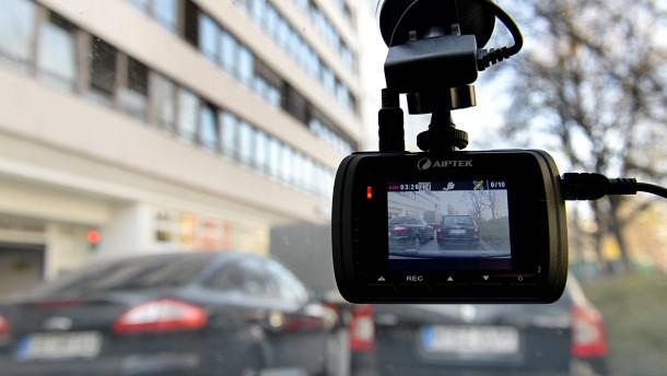 Kamera an Autoscheibe verstößt gegen Datenschutz