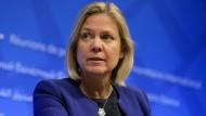 Magdalena Andersson ist Finanzministerin von Schweden.