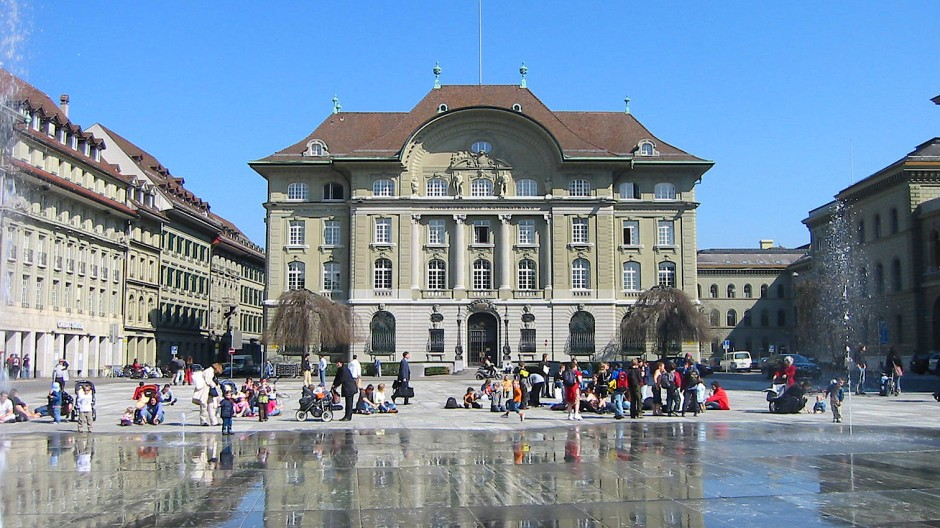 Schweizer Notenbank macht Milliardenverlust