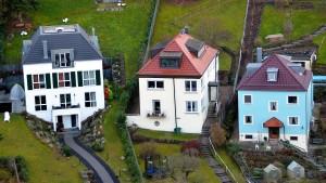Altersvorsorge oft wichtigster Grund für Hauskauf