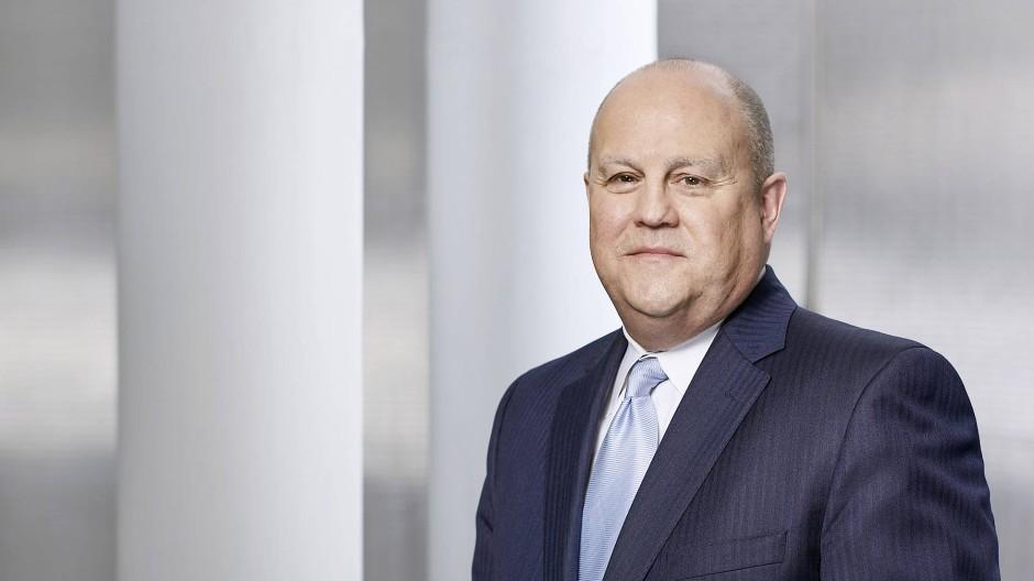 Rice Powell, der Vorstandschef des Dialyseanbieters Fresenius Medical Care