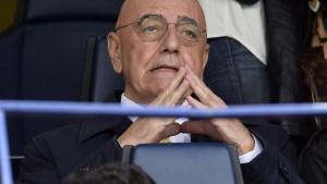 Italiens Profifußball im Visier der Steuerfahnder