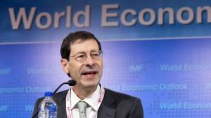 IWF findet EZB-Geldpolitik richtig
