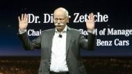 Daimler fährt neuen Absatzrekord ein