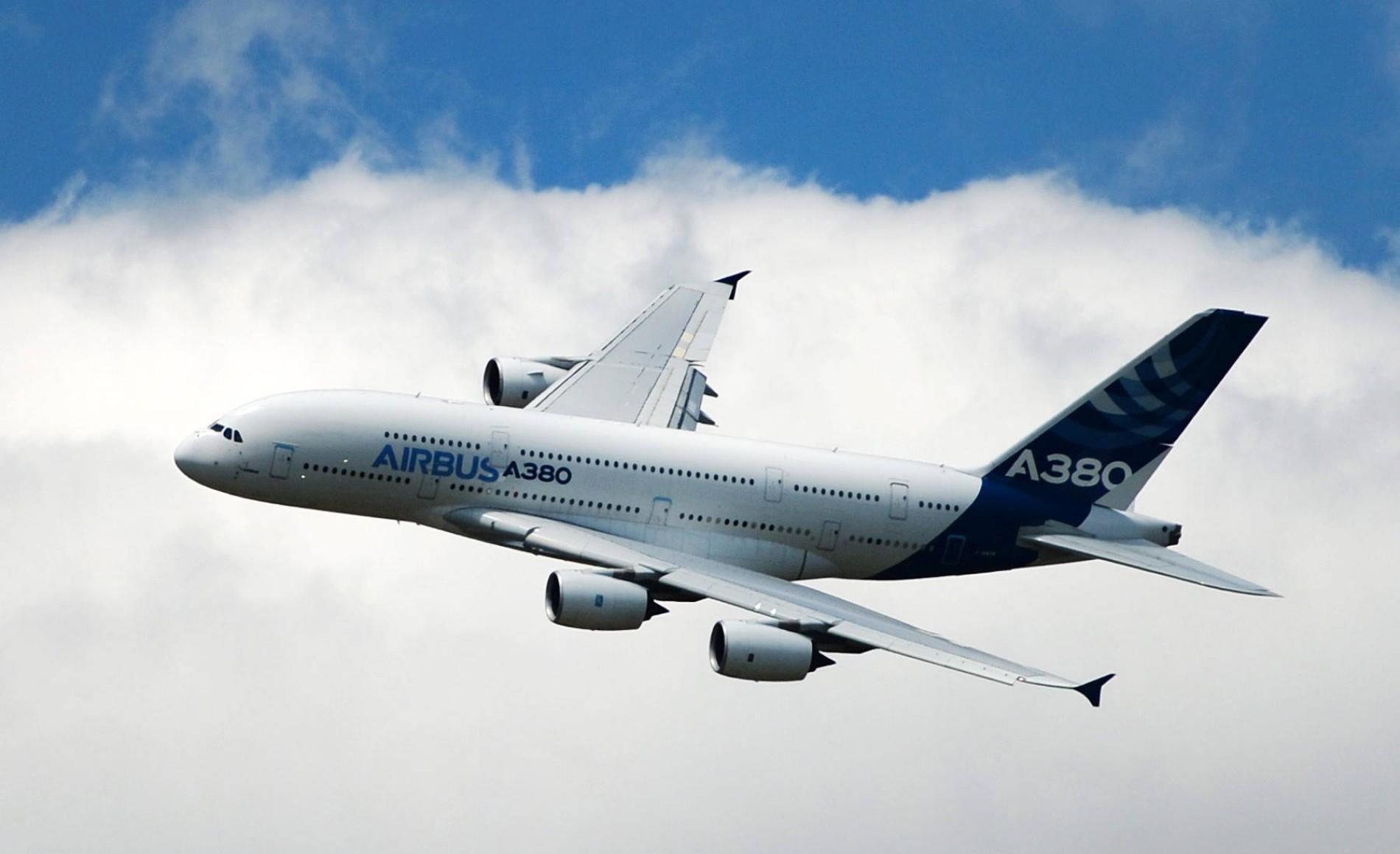 A380 eingestellt