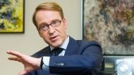 Bundesbank-Präsident warnt vor Missbrauch der EZB