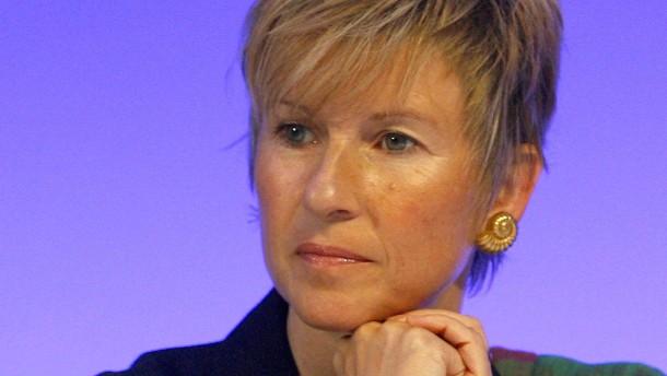 Susanne Klatten kauft Büroturm in Frankfurt