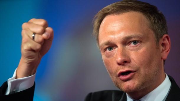 FDP-Chef Lindner: Brauchen rasch Staaten-Insolvenzrecht