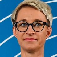"""Nadine Schön ist stellvertretende Vorsitzende der Unionsfraktion im Bundestag und zuständig unter anderem für """"Digitale Agenda""""."""