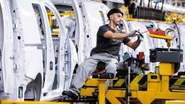 Renault produziert eine halbe Million Autos weniger