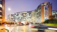 "EU-Kommissionsgebäude ""Le Berlaymont"" in Brüssel"