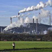 Kohlekraftwerk in Gelsenkirchen,