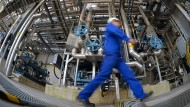 Eine erste Schätzung für das Wachstum in Deutschland wird nächste Woche veröffentlicht.