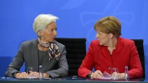 """""""Deutschland, Meister im Verordnen von Strukturreformen"""""""