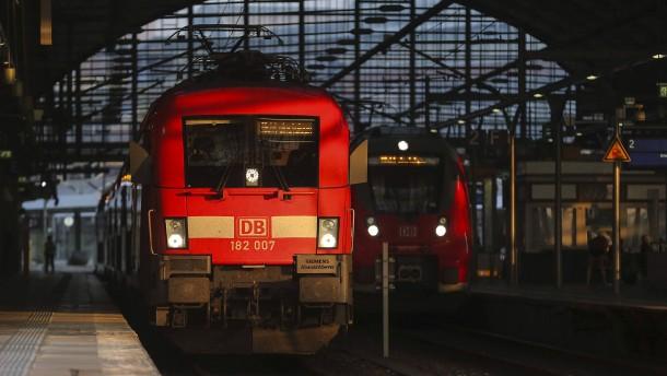 Bahn: GDL lässt Tarifgespräche kurz vor Durchbruch platzen