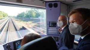 In Hamburg fährt die erste digitale S-Bahn