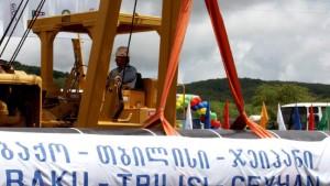 Die Russen tasten die Pipelines in Georgien nicht an