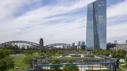 Das EZB-Rätsel