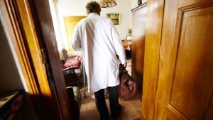 Der Doktor aus dem Warenkorb