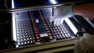 Stromspeicher der Zukunft: Batterieproduktion in Kamenz