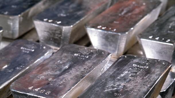 Deutsche Bank soll Silberpreis manipuliert haben