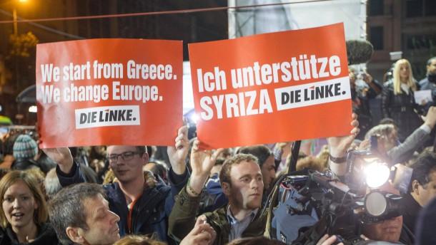 Die Impulse sollen aus Griechenland kommen