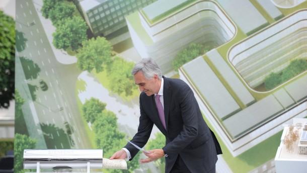 Bei Siemens fallen die Würfel
