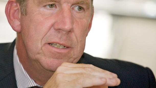 Friedrich Joussen  - Der Vodavone-Vorstandschef  spricht Ÿber mobile Kommunikation und Internet