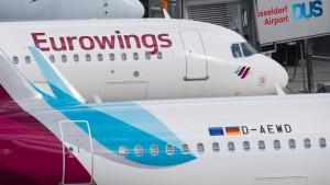 Bei Eurowings drohen neue Streiks
