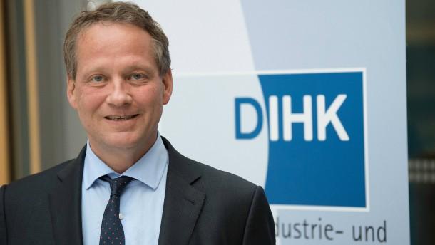 DIHK: Deutsche Wirtschaft profitierte besonders von Einigung