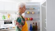 Schon wieder die Butter vergessen. Da hätte der Kühlschrank doch mal wirklich mitdenken können.
