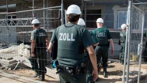 Mehr als 2400 Verstöße gegen den Mindestlohn