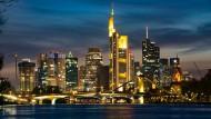 Als Brexit-Banker durch Frankfurt
