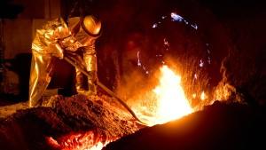Hilferufe aus der Stahlindustrie