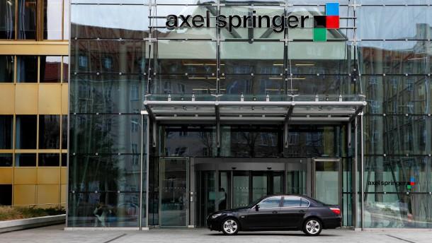 Störfeuer aus dem Axel-Springer-Hochhaus