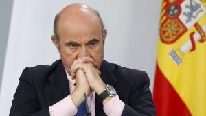 """""""Unterstützen alle die spanische Regierung"""""""