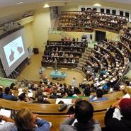 Im Hörsaal: Um hier zu sitzen braucht es heutzutage nicht mehr zwingend ein Abitur.