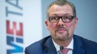 Rainer Dulger, Präsident des Arbeitgeberverbands Gesamtmetall