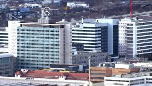 EU-Fahnder besuchen nun auch Daimler