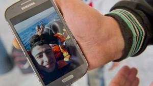 SAP plant App zur Registrierung von Flüchtlingen