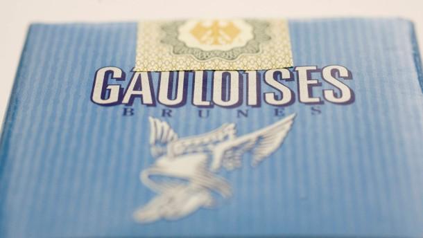 Gauloises kommen bald kaum noch aus Frankreich
